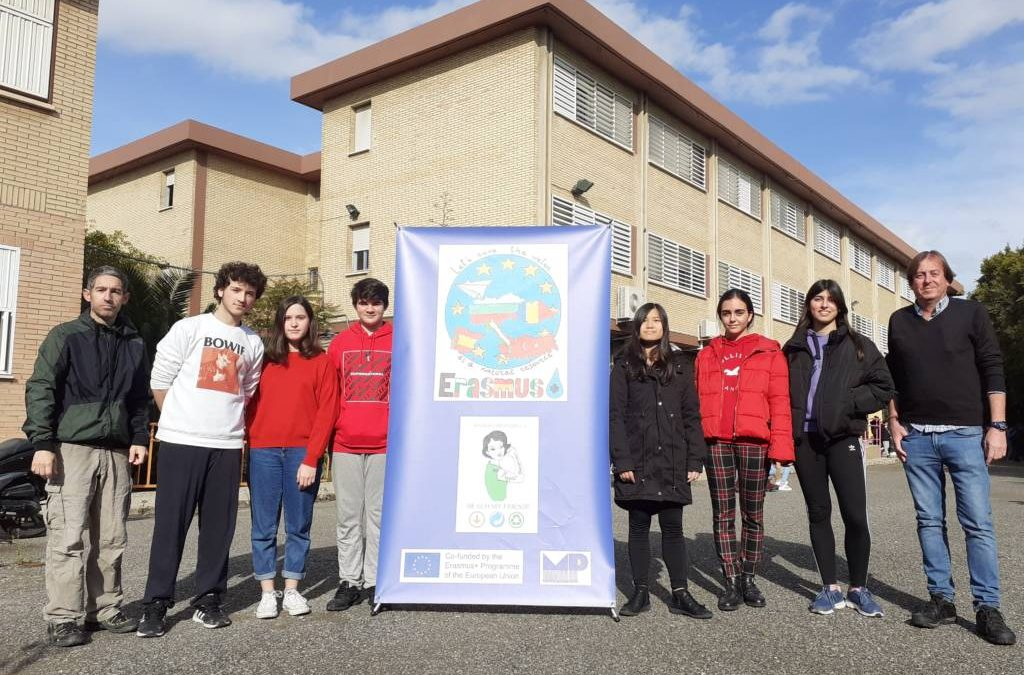 Erasmus + Water as a Natural Resource, segunda movilidad a Trapani, Sicilia, Italia