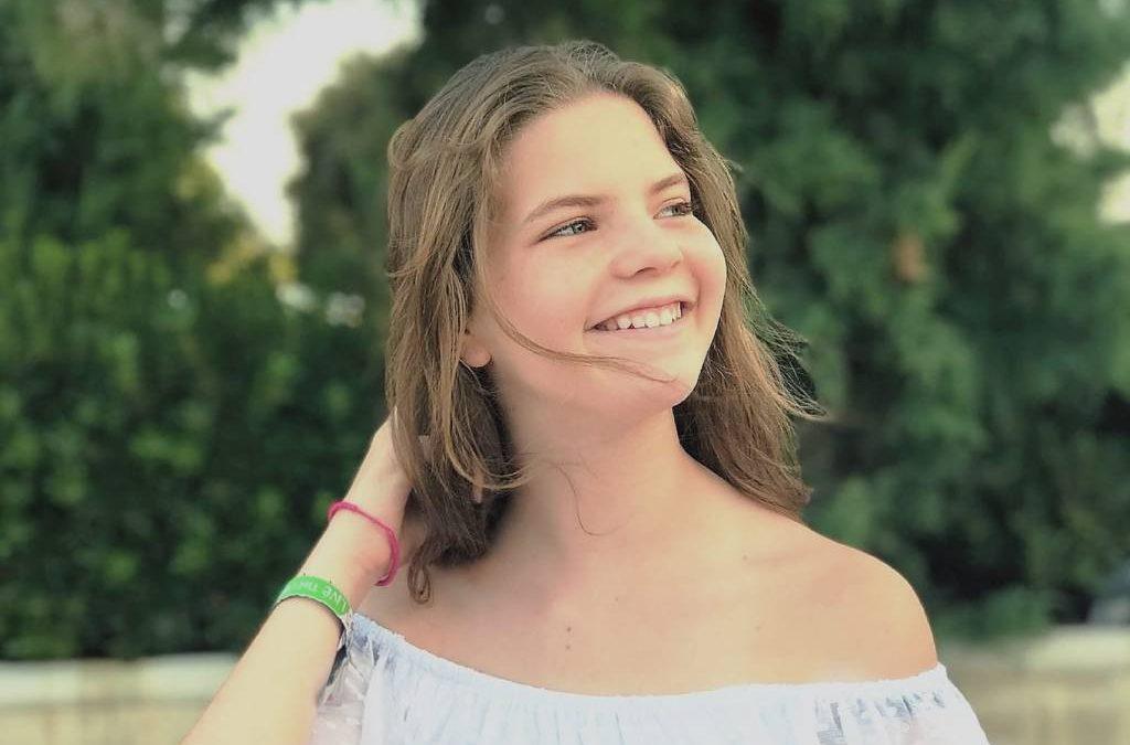 Belén López Bernabéu , una alumna del Maestro Padilla en la Escuela de Verano para escritores Noveles