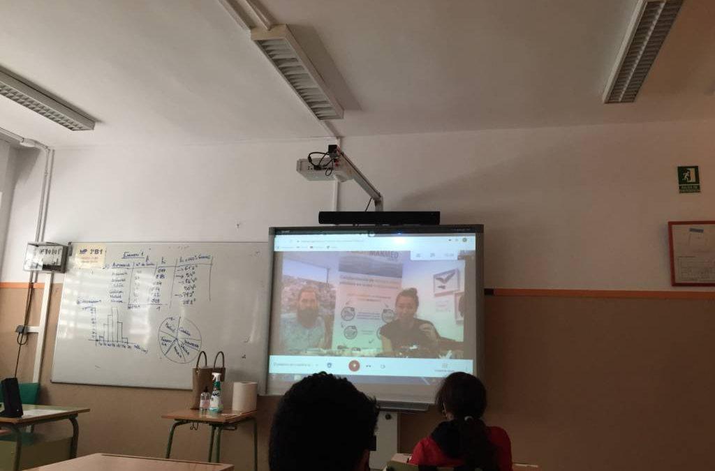 Semana de la Ciencia de la UAL, dos charlas con el MP